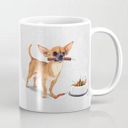 Spicy (Wordless) Coffee Mug