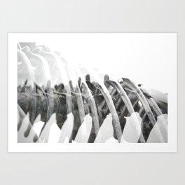 """""""Bone"""" Art Print"""