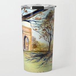 The Valley Garden, Harrogate Travel Mug