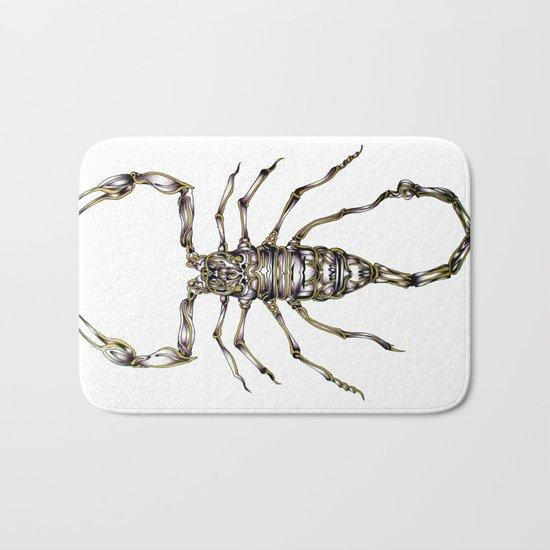 Scorpion's Kiss Bath Mat