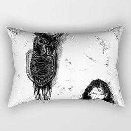 asc 736 - Le trophée (The trophy boyfriend) Rectangular Pillow