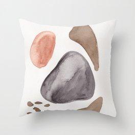 7   | 190805 | Calm | Watercolour Painting Throw Pillow