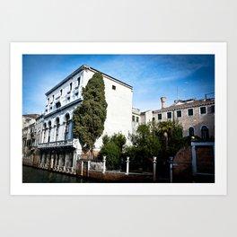 Fondaco dei Veneto Art Print