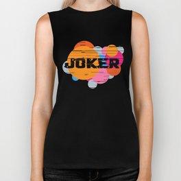 Joker Biker Tank