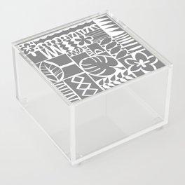 Chachani - Gray Acrylic Box