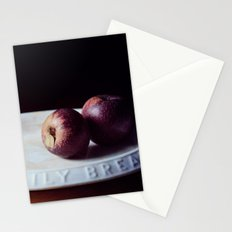 our daily bread Stationery Cards
