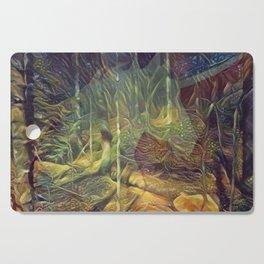 """""""Fantasy Woods"""" Cutting Board"""