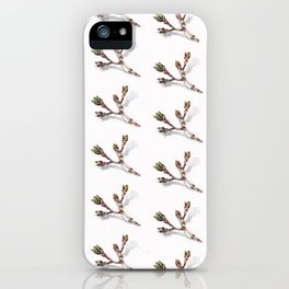 Twig iPhone Case