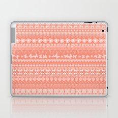 Coral-Licious Laptop & iPad Skin