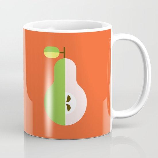 Fruit: Pear Mug