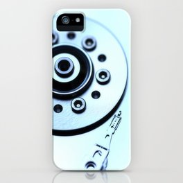 Computer Hard Drive 8 iPhone Case