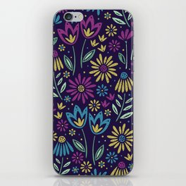 Bloomig Botanicals iPhone Skin