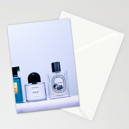 perfume ver.cool purple Stationery Cards