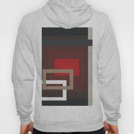 Abstract Composition 660 Hoody