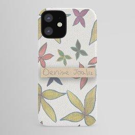 Florecitas iPhone Case
