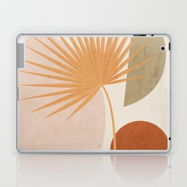 Tropical Leaf- Abstract Art 49a Laptop & iPad Skin