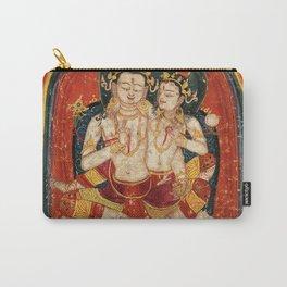 Vajrayana Buddhist Initiation Tsakalis Bhumirgharba Carry-All Pouch