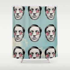 Multiplied Shower Curtain