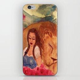 Poppies and Sleep iPhone Skin