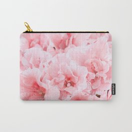 Pink Azalea Flower Dream #2 #floral #decor #art #society6 Carry-All Pouch