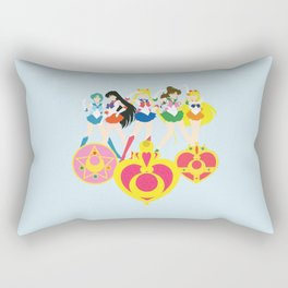 Sailor Soldiers Rectangular Pillow