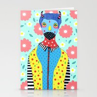 kpop Stationery Cards featuring Make Me Colourful by Saif Chowdhury