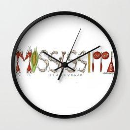 StarkVegas - Mississippi State Wall Clock