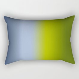 Ombre Summer Breeze 1 Reversed Rectangular Pillow