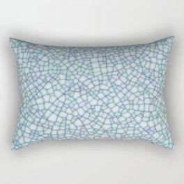 I Love Crack Rectangular Pillow