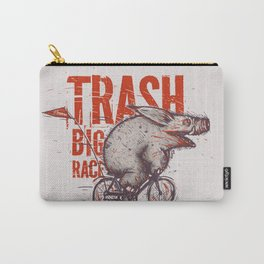 Trash BIG RACE Carry-All Pouch