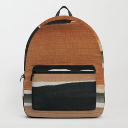 abstract minimal 12 Backpack