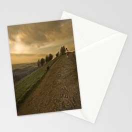 Wuthering hills Stationery Cards