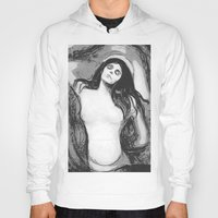 madonna Hoodies featuring Madonna by The Invisible Shop