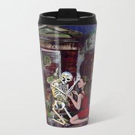 RARE LOVE, Halloween, Original art Travel Mug