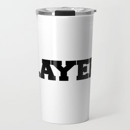 Player 1 Travel Mug