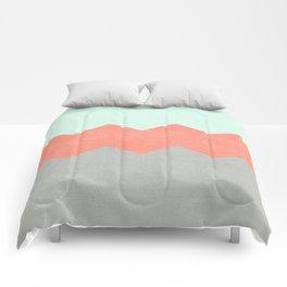 triple chevron (4) Comforters