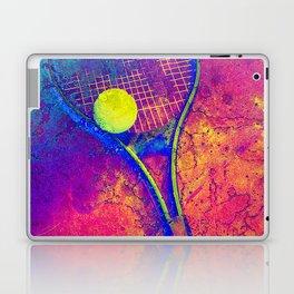 Tennis art Laptop & iPad Skin