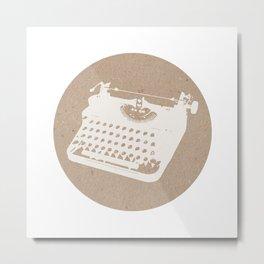Card-Stock Type Metal Print