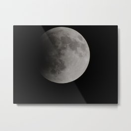 Eclipse Day Metal Print