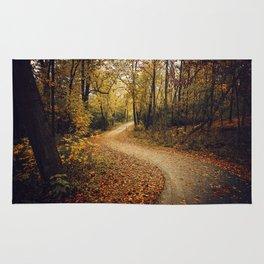 Autumn Path Rug