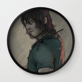 Daryl Dixon Wall Clock