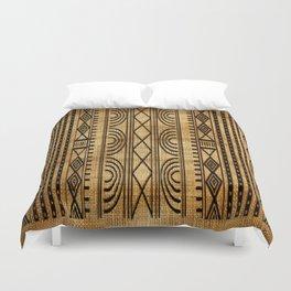 African Weave Duvet Cover