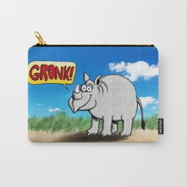 GRONK! Carry-All Pouch