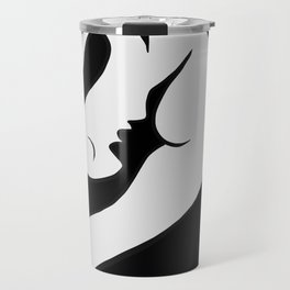 Picasso - Black and White #1 Travel Mug