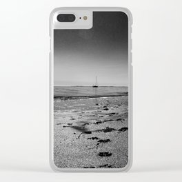 The northsea Clear iPhone Case