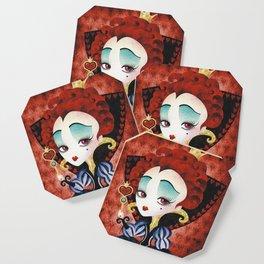 Queen of Hearts Coaster