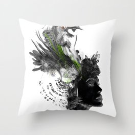 Seeded Throw Pillow