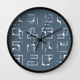 Hedgehog Architecture Pattern 104 Wall Clock