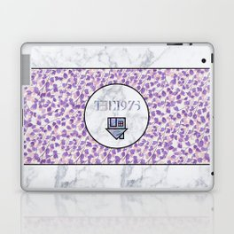 NBHD + 1975 - Floral Laptop & iPad Skin