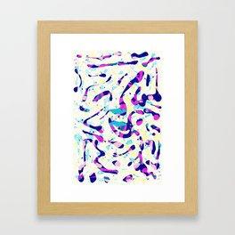 Pattern № 43 Framed Art Print